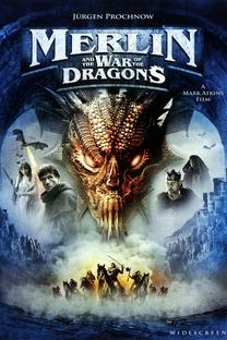 Merlin e os Dragões - Poster / Capa / Cartaz - Oficial 3