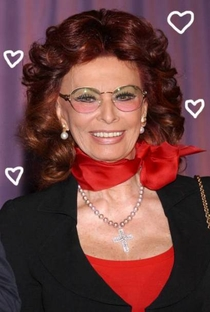 Sophia Loren - Poster / Capa / Cartaz - Oficial 20