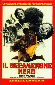 Black Decameron - Poster / Capa / Cartaz - Oficial 1