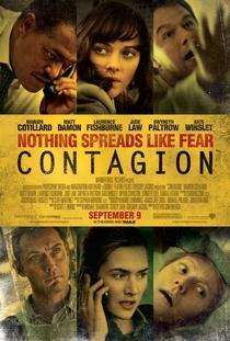Contágio - Poster / Capa / Cartaz - Oficial 1