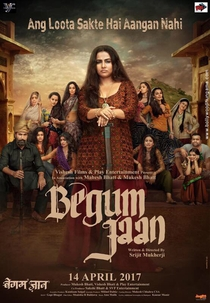Begum Jaan - Poster / Capa / Cartaz - Oficial 4