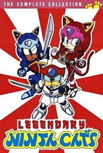Samurai Pizza Cats - Poster / Capa / Cartaz - Oficial 7