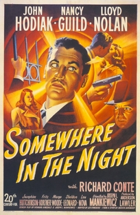Uma Aventura na Noite - Poster / Capa / Cartaz - Oficial 2
