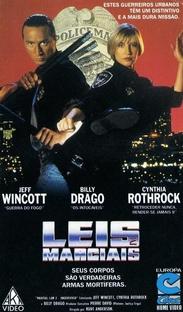 Leis Marciais 2 - Poster / Capa / Cartaz - Oficial 2