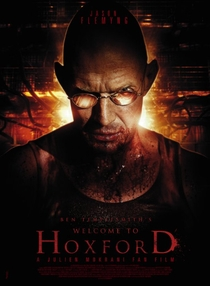 Welcome to Hoxford: The Fan Film - Poster / Capa / Cartaz - Oficial 1