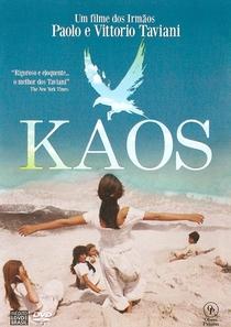 Kaos - Poster / Capa / Cartaz - Oficial 2
