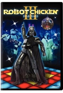 Robot Chicken: Star Wars Episode III - Poster / Capa / Cartaz - Oficial 1