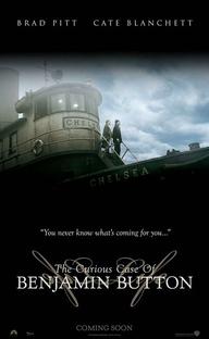 O Curioso Caso de Benjamin Button - Poster / Capa / Cartaz - Oficial 7