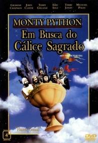 Monty Python em Busca do Cálice Sagrado - Poster / Capa / Cartaz - Oficial 2