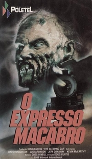 Expresso Macabro  - Poster / Capa / Cartaz - Oficial 2