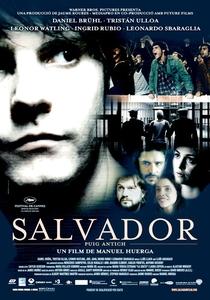 Salvador - Poster / Capa / Cartaz - Oficial 6