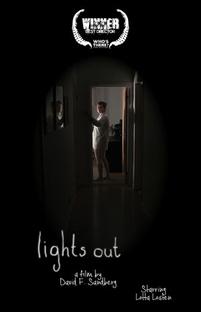 Luzes Apagadas - Poster / Capa / Cartaz - Oficial 1
