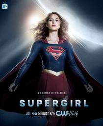 Supergirl (2ª Temporada) - Poster / Capa / Cartaz - Oficial 8
