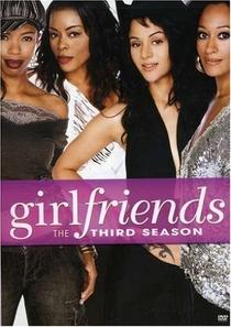 Girlfriends (3ª Temporada) - Poster / Capa / Cartaz - Oficial 1