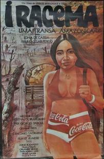 Iracema  - Uma Transa Amazônica - Poster / Capa / Cartaz - Oficial 4