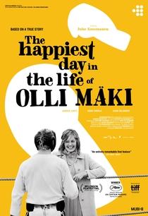 O Dia Mais Feliz da Vida de Olli Mäki - Poster / Capa / Cartaz - Oficial 1
