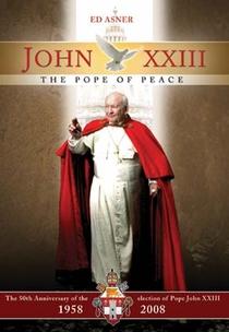 João XXIII - O Papa da Paz - Poster / Capa / Cartaz - Oficial 2