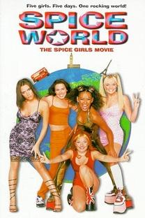 Spice World – O Mundo das Spice Girls - Poster / Capa / Cartaz - Oficial 1