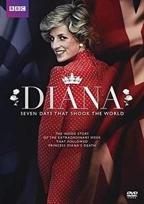 Diana: 7 Dias Que Abalaram o Mundo - Poster / Capa / Cartaz - Oficial 1
