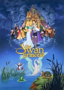 A Princesa Encantada - Poster / Capa / Cartaz - Oficial 4