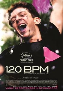 120 Batimentos por Minuto - Poster / Capa / Cartaz - Oficial 14