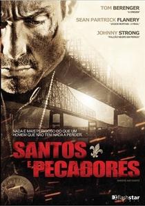 Santos e Pecadores - Poster / Capa / Cartaz - Oficial 7