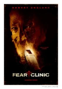 Fear Clinic - Poster / Capa / Cartaz - Oficial 2