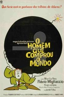 O Homem que Comprou o Mundo - Poster / Capa / Cartaz - Oficial 2