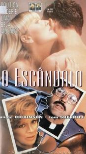 O Escândalo - Poster / Capa / Cartaz - Oficial 1