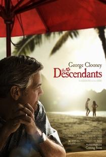 Os Descendentes - Poster / Capa / Cartaz - Oficial 1