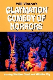 Claymation Comedy of Horrors Show - Poster / Capa / Cartaz - Oficial 1
