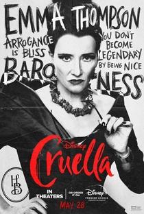 Cruella - Poster / Capa / Cartaz - Oficial 10