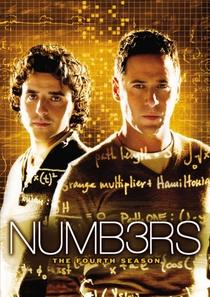 NUMBERS ( 4º TEMPORADA) - Poster / Capa / Cartaz - Oficial 1