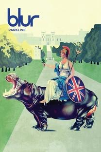 Blur - Parklive - Poster / Capa / Cartaz - Oficial 1