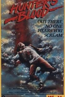 Sangue de Caçador - Poster / Capa / Cartaz - Oficial 3