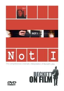 Not I - Poster / Capa / Cartaz - Oficial 1
