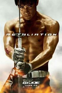 G.I. Joe: Retaliação - Poster / Capa / Cartaz - Oficial 3