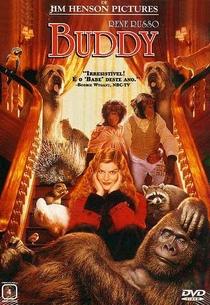 Buddy: Meu Gorila Favorito - Poster / Capa / Cartaz - Oficial 1