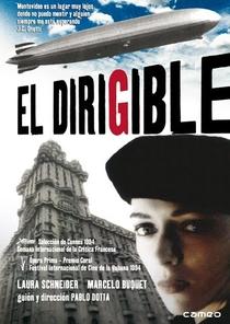 O Dirigível - Poster / Capa / Cartaz - Oficial 1