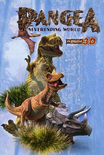 Pangea - The Neverending World - Poster / Capa / Cartaz - Oficial 1