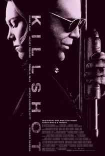 Killshot - Tiro Certo - Poster / Capa / Cartaz - Oficial 3