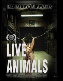 Live Animals - Poster / Capa / Cartaz - Oficial 1