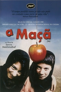 A Maçã - Poster / Capa / Cartaz - Oficial 3