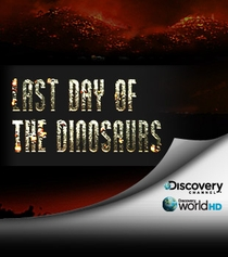 O Último Dia dos Dinossauros - Poster / Capa / Cartaz - Oficial 3