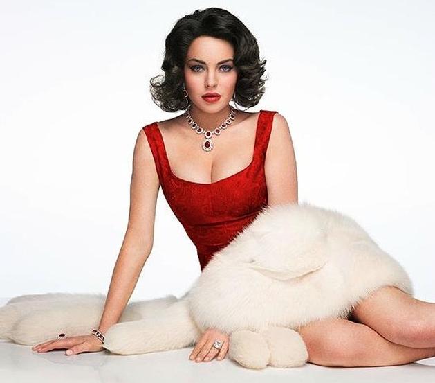 Péssima recepção para 'Liz & Dick', telefilme com Lindsay Lohan