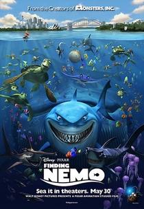 Procurando Nemo - Poster / Capa / Cartaz - Oficial 2