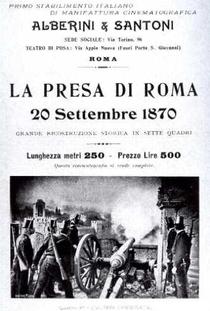 La Presa di Roma - Poster / Capa / Cartaz - Oficial 1