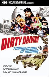 Dirty Driving: Thundercars of Indiana - Poster / Capa / Cartaz - Oficial 1