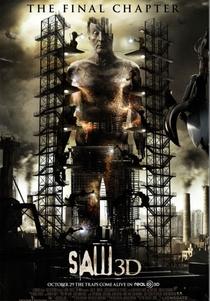 Jogos Mortais - O Final - Poster / Capa / Cartaz - Oficial 3