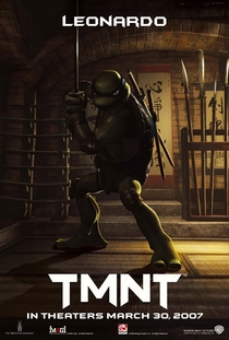 As Tartarugas Ninja - O Retorno - Poster / Capa / Cartaz - Oficial 4